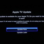 Update Apple TV 5.2.1