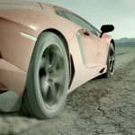 Lamborghini Aventador – Environment Making Of