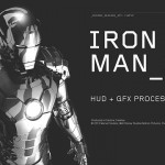 IRON MAN 3 : HUD + GFX PROCESS REEL