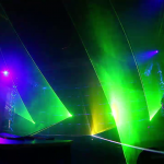 Music Moscow (Laser Kinetics)